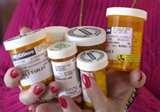 Prescription Drug Addiction Pictures