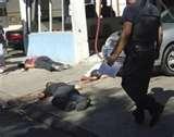Massacre at Mexico Drug Rehab Center Images