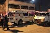 Massacre at Mexico Drug Rehab Center Photos